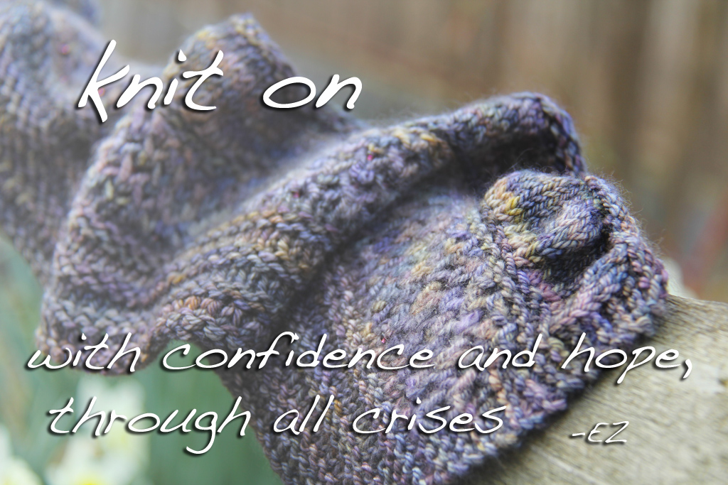 knit on with elizabeth zimmerman