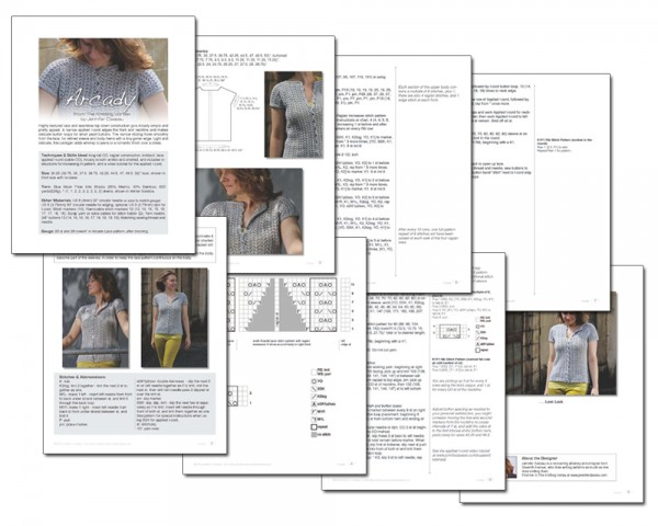 PDF Pattern Preview square