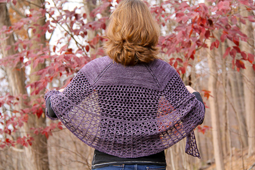 Tosh Lumina back view | The Knitting Vortex
