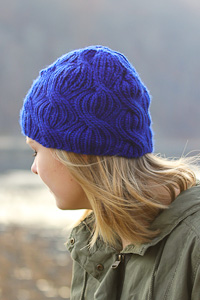Azul back view | The Knitting Vortex