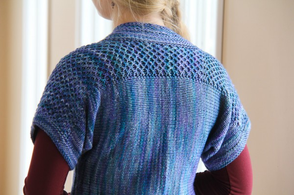 Blue Honey Last Look | The Knitting Vortex