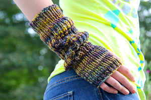Chunnel Mitts The Knitting Vortex