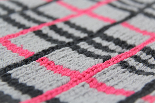 Plaid peek | The Knitting Vortex