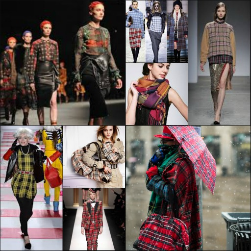 fall fashion 2013 tartans | The Knitting Vortex