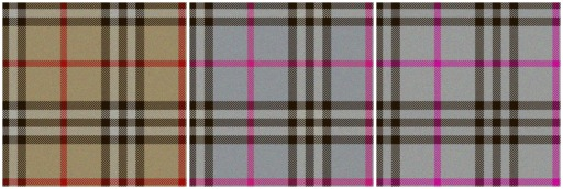 Plaidberry tartans