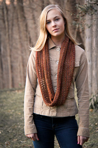 Roam Cowl loop | The Knitting Vortex