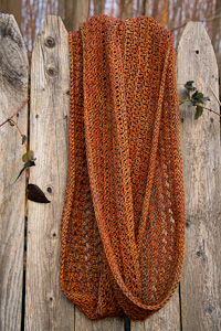Roam Cowl on the fence | The Knitting Vortex
