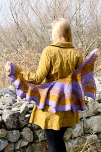 Swirligig back view | The Knitting Vortex