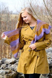 Swirligig front view | The Knitting Vortex