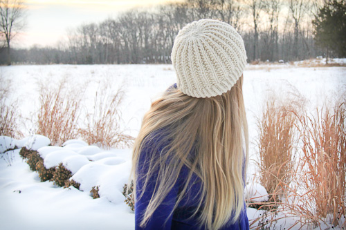 Fish Moderne Hat Last Look | The Knitting Vortex