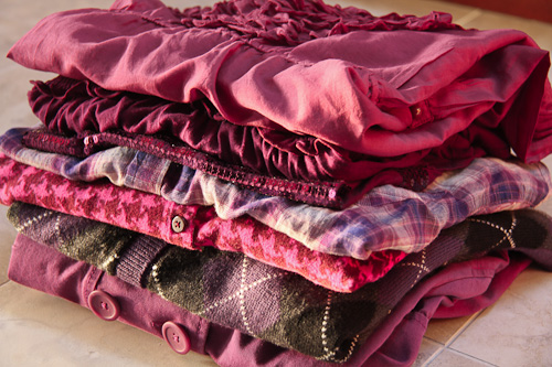 Thrifty Radiant Orchid | The Knitting Vortex