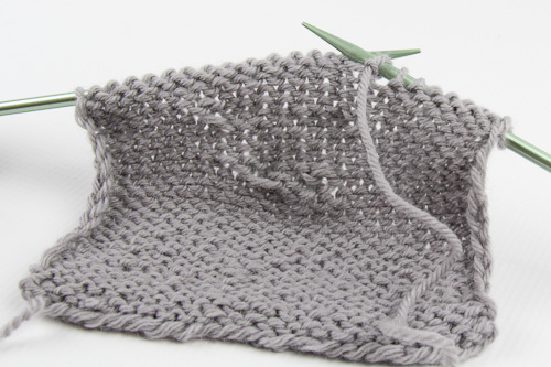 Tutorial: Short Rows using the German method   The Knitting Vortex