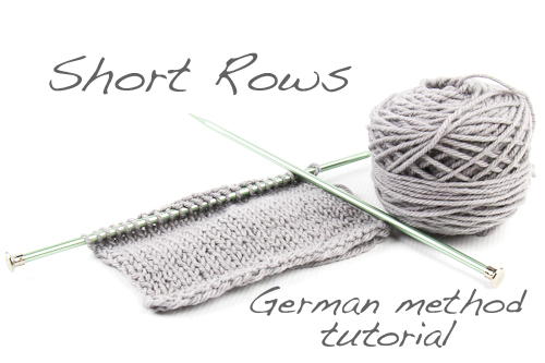 SR german method tutorial | The Knitting Vortex