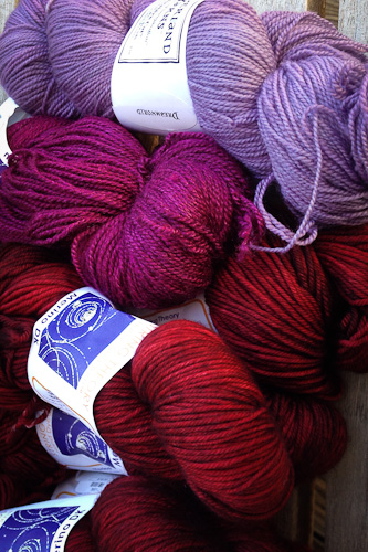Sheepbreeders Festival 2014 yarn | The Knitting Vortex