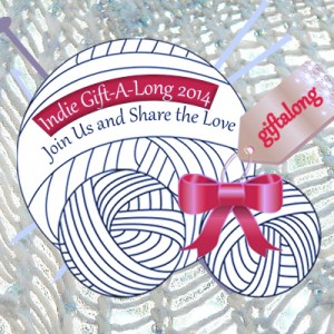 Indie Design Gift-A-Long 2014 | The Knitting Vortex