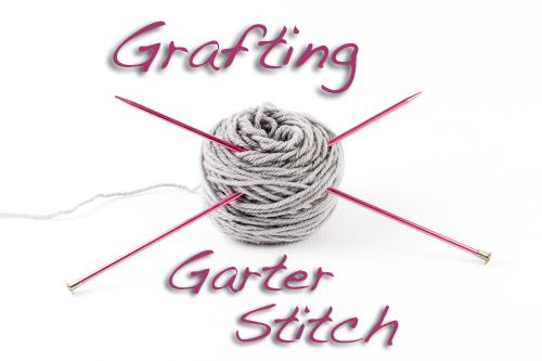 Grafting Garter Tutorial | The Knitting Vortex