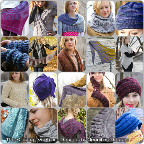 Giftalong bundle sale patterns 2014 | The Knitting Vortex