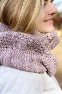 Yoli Cowl detail | The Knitting Vortex