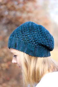 Yoli Hat | The Knitting Vortex