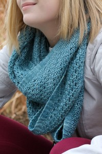 Yoli Loop closeup | The Knitting Vortex