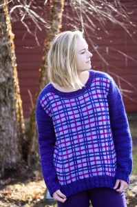 Truly Plaidly Deeply | The Knitting Vortex