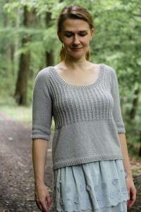 Pax Vobis sweater The Knitting Vortex