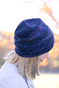 Courser Hat top view | The Knitting Vortex