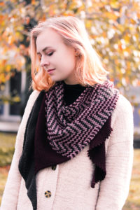 Issykol shawl | The Knitting Vortex