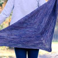 Courser Shawl
