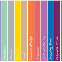 Pantone Color Forecast Spring 2014