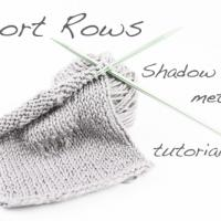 Tutorial: Short Rows using the Shadow Wrap method